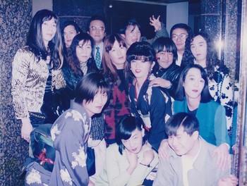 「Club Fake Laby」の新年会(1996年・新宿三丁目「梨紗).jpg